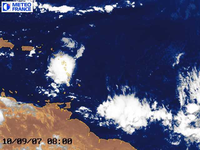 Météo Antilles