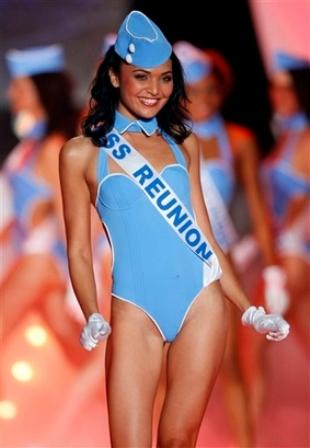 Miss Réunion 2008