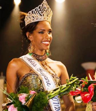 Miss Guyane 2007-2008