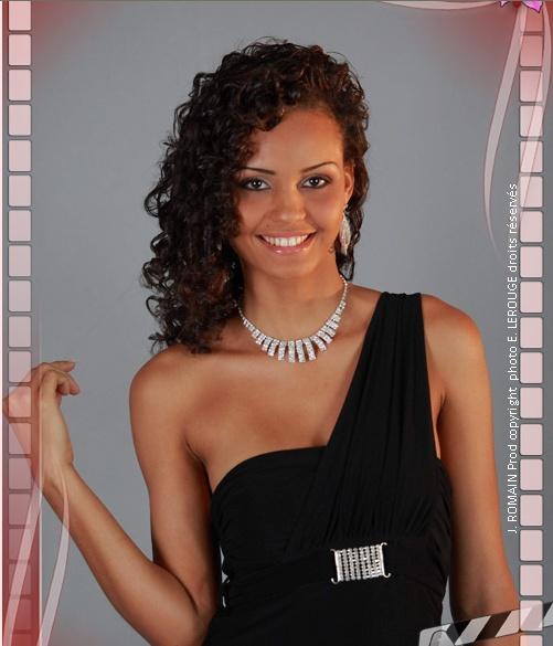 Miss Guyane 2009 2010 Tineffa Naïsso