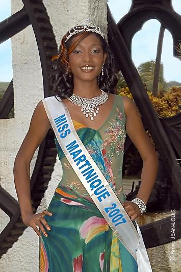 Miss Martinique 2007