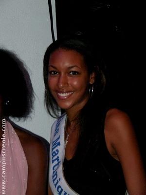 Miss France 2010 en Martinique ?