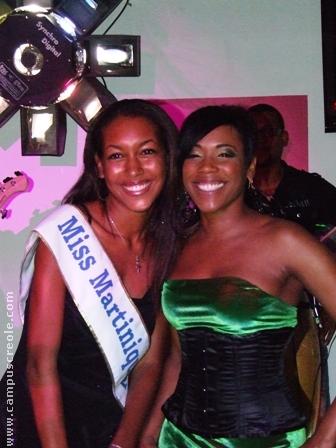 Miss France 2009 les candidates des îles