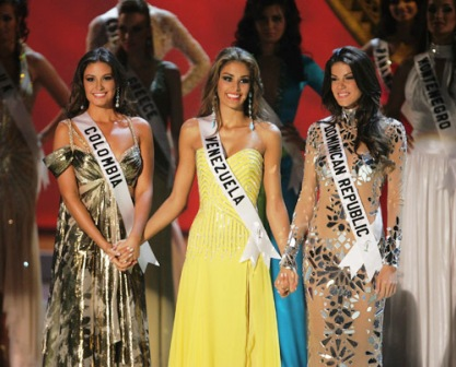 Miss Univers 2009