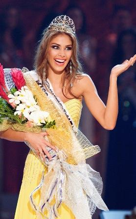 Miss Universe 2008 Dayana Mendoza (Venezuela)