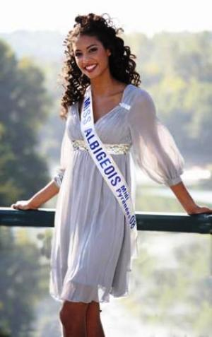 Miss France 2009 Miss Albigeois Miss France 2009