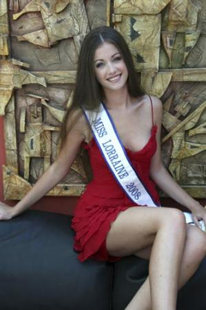 Miss France 2009 dauphine