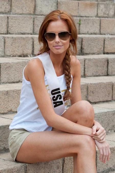 Miss Universe USA 2011