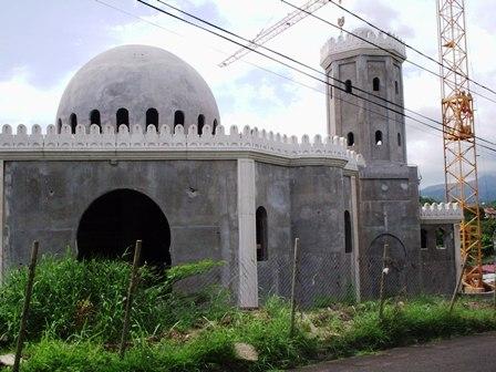 Mosquée de Martinique