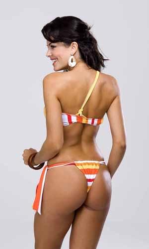 Maillot de bain brésilien pour les vacances