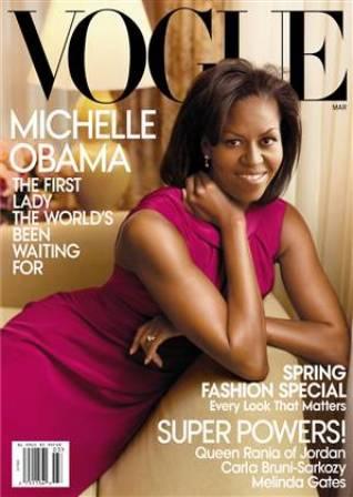 Michelle Obama (Vogue)