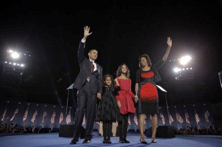 Michelle Obama un nouveau style