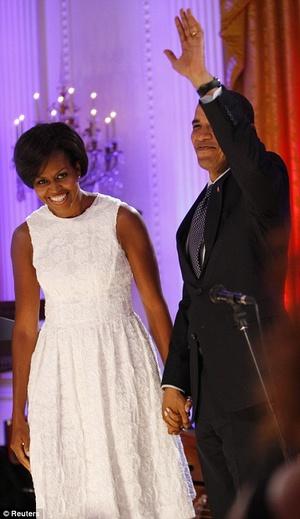 Michelle Obama nouvelle coiffure