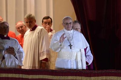 Pape François JMJ Copacabana