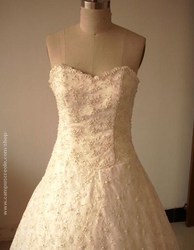 Mariage 2010 Robe de Mariée