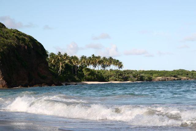 Guadeloupe tempête isaac