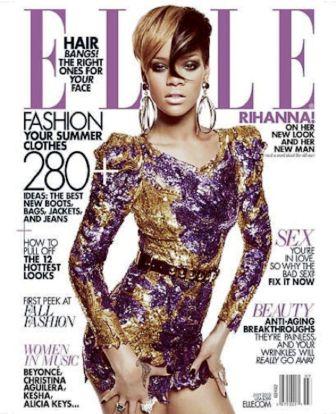 Rihanna Elle mince ou retouchée ?