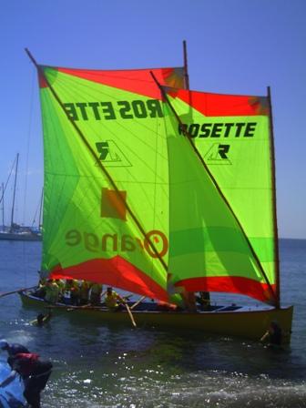 Tour des Yoles 2007