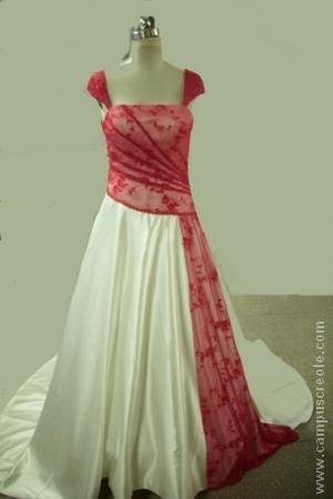 Robe de Mariée 2010 en Soie