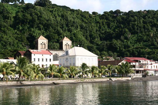 Faible Séisme de Martinique
