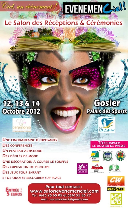 Salon Evenemenciel en Guadeloupe