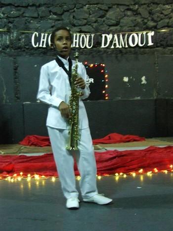 Samuel Quémin - Chouchou d'Amour