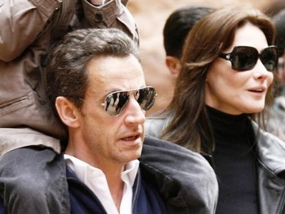 Mariage Sarkozy Bruni