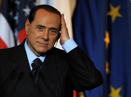Démission Silvio Berlusconi