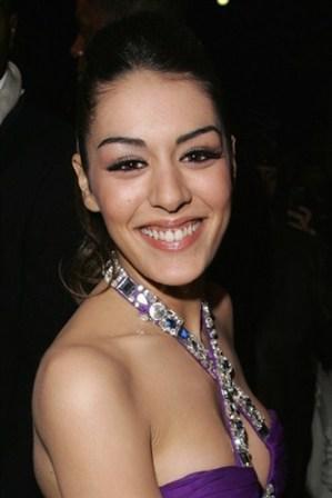 Sofia Essaidi danse avec les stars