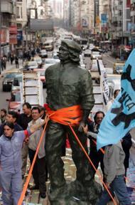 Staue du Che
