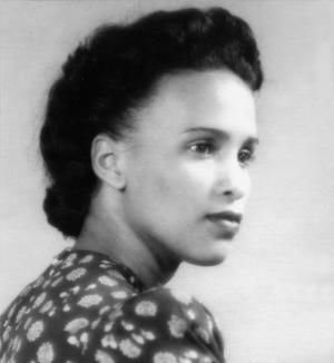 Suzanne Césaire née Roussi