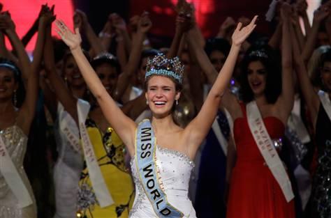 Miss Monde 2010 (US)