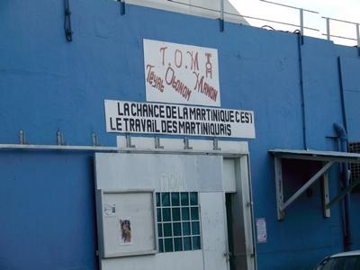 Grève en Guadeloupe et Martinique