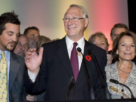 Tremblay maire de Montréal