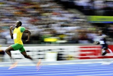 Usain Bolt record du 200m