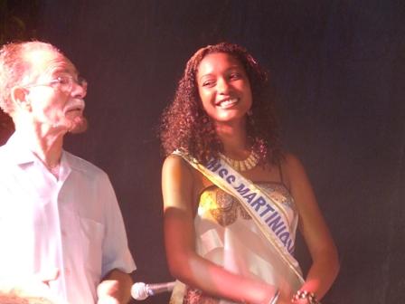 Casting Miss Martinique 2010