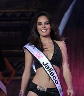 Miss Univers 2010 Jimena