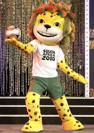 Coupe du Monde 2010 Ouverture