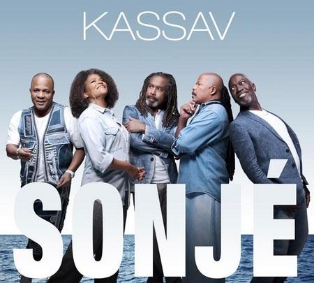 Kassav Sonjé nouvel album