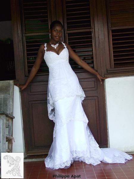 Robe de Mariée 2013 Martinique