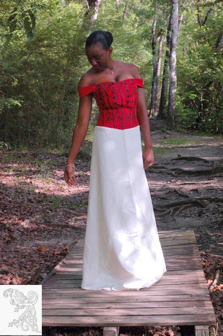 Robe de Mariée Martinique