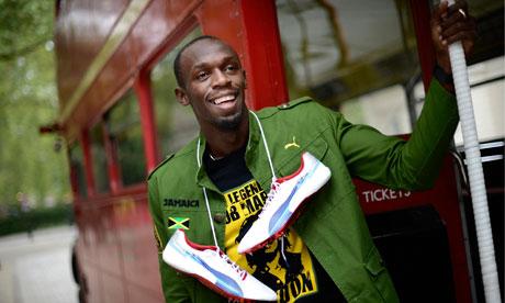 Bolt Olympics 2012 Usain
