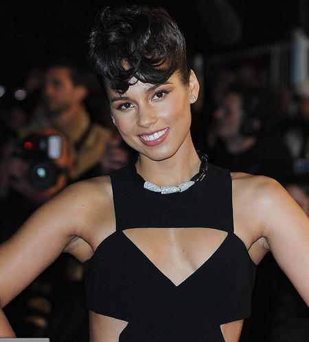 NRJ Music Awards 2013 Alicia Keys