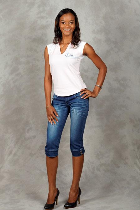 Miss Guadeloupe 2012 2013