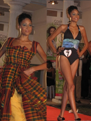 Miss Martinique 2012 2013 France