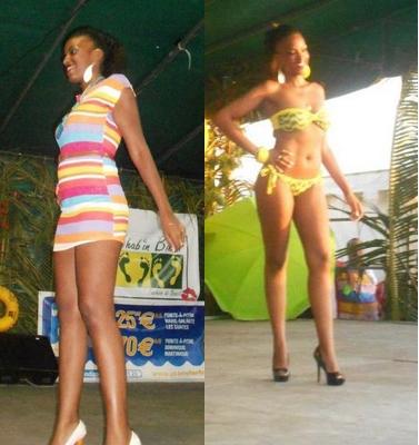Miss Nord CaraIbe sur Zouk TV