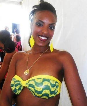 Miss Nord Caraïbe Martinique