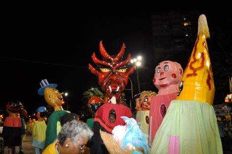 Le Diable Rouge à Santiago de Cuba by RSR Martinique