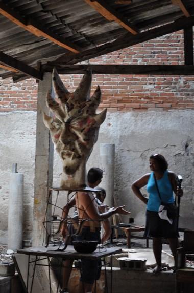 Le Diable Rouge Martinique  Cuba RSR