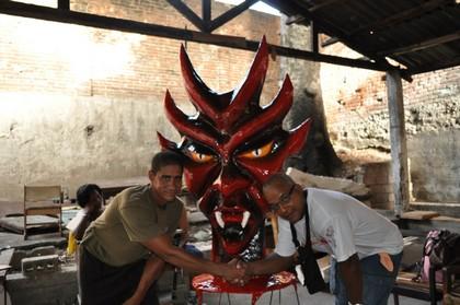 Le Diable Rouge Martinique Santiago de Cuba